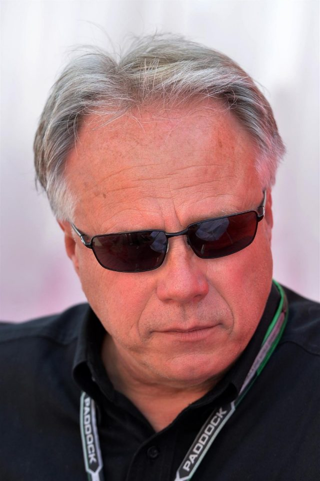 Gene Haas (USA) founder, president, and sole stockholder of Haas Automation, and founder of the planned Haas Formula One team. Formula One World Championship, Rd7, Canadian Grand Prix, Qualifying, Montreal, Canada, Saturday, 7 June 2014