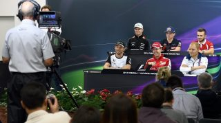 FIA press conference schedule - Russia