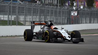 FP1 - Hulkenberg fastest in Sochi after diesel spillage delay