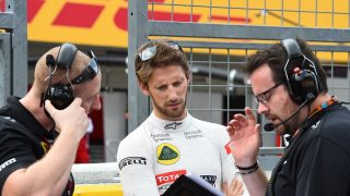 Grosjean: Renault deal came too late for me
