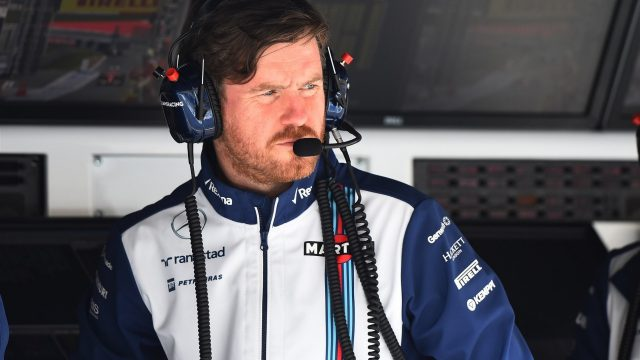Rob Smedley (GBR) Williams Head of Vehicle Performance at Formula One World Championship, Rd8, Austrian Grand Prix, Practice, Spielberg, Austria, Friday 19 June 2015. &copy&#x3b; Sutton Motorsport Images