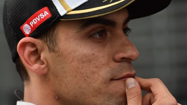 Pastor Maldonado (VEN) Lotus at Formula One World Championship, Rd17, Mexican Grand Prix, Qualifying, Circuit Hermanos Rodriguez, Mexico City, Mexico, Saturday 31 October 2015. &copy&#x3b; Sutton Motorsport Images