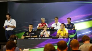 FIA Friday press conference - Abu Dhabi