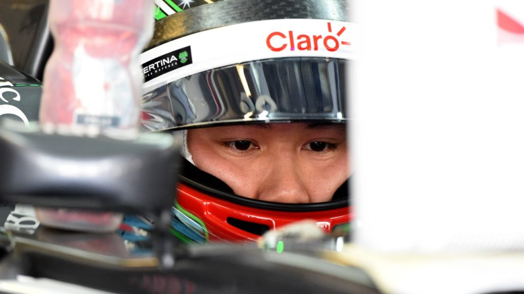 Fong%20to%20drive%20for%20Sauber%20in%20Abu%20Dhabi%20test