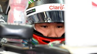 Fong to drive for Sauber in Abu Dhabi test