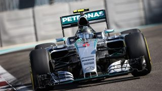 FP2 - Rosberg edges ahead at Yas Marina
