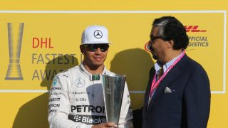 Hamilton and Ferrari pick up DHL Fastest Lap and Pit Stop Awards