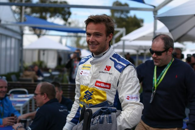 Giedo van der Garde (NDL) at Formula One World Championship, Rd1, Australian Grand Prix, Practice, Albert Park, Melbourne, Australia, Friday 13 March 2015. &copy&#x3b; Sutton Motorsport Images