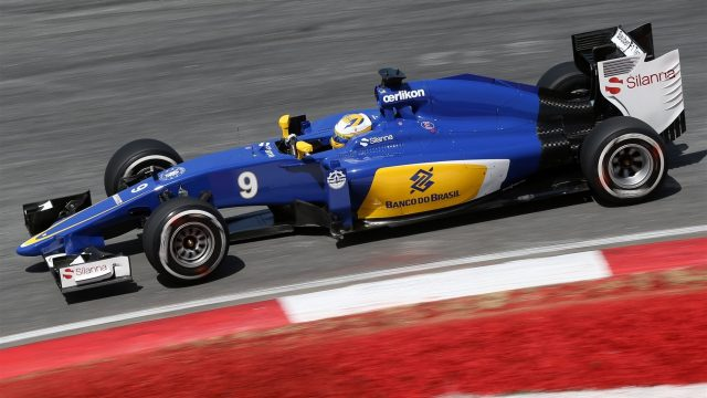 Marcus Ericsson (SWE) Sauber C34 at Formula One World Championship, Rd2, Malaysian Grand Prix, Practice, Sepang, Malaysia, Friday 27  March 2015. &copy&#x3b; Sutton Motorsport Images