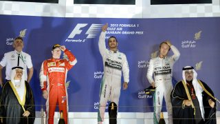 FIA post-race press conference - Bahrain