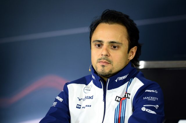Felipe Massa (BRA) Williams in the Press Conference at Formula One World Championship, Rd3, Chinese Grand Prix, Preparations, Shanghai, China, Thursday 9 April 2015. &copy&#x3b; Sutton Motorsport Images