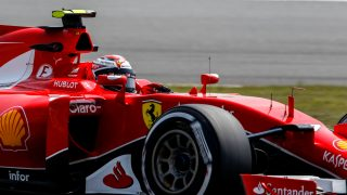 FP1 - Raikkonen leads Ferrari one-two in Sakhir