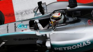 FP2 - Hamilton tops rain-disrupted Monaco session