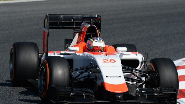 Roberto Merhi (SPA) Marussia at Formula One World Championship, Rd5, Spanish Grand Prix Practice, Barcelona, Spain, Friday 8 May 2015. &copy&#x3b; Sutton Motorsport Images