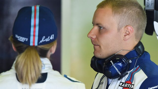 Valtteri Bottas (FIN) Williams at Formula One World Championship, Rd5, Spanish Grand Prix Practice, Barcelona, Spain, Friday 8 May 2015. &copy&#x3b; Sutton Motorsport Images