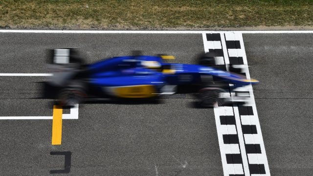 Marcus Ericsson (SWE) Sauber C34 at Formula One World Championship, Rd5, Spanish Grand Prix Practice, Barcelona, Spain, Friday 8 May 2015. &copy&#x3b; Sutton Motorsport Images