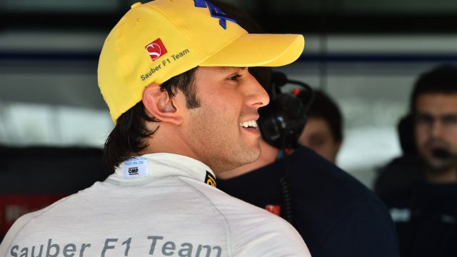 Felipe Nasr (BRA) Sauber at Formula One World Championship, Rd5, Spanish Grand Prix Practice, Barcelona, Spain, Friday 8 May 2015. &copy&#x3b; Sutton Motorsport Images