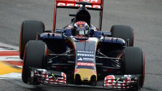 Verstappen penalised for Grosjean clash