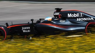 Alonso relieved to finally clock up miles