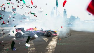 In pictures - F1 drivers thrill crowds at events around the world