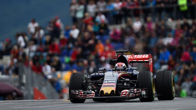 Max Verstappen (NDL) also won the F3 Masters in 2014, before securing promotion into F1 with Toro Rosso &copy&#x3b; Sutton Motorsport Images