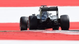 Rosberg keeps Mercedes on top as Spielberg test ends