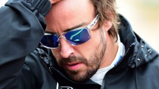 Alonso: McLaren in the dark heading into Silverstone