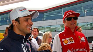 Massa: Raikkonen feeling the pressure at Ferrari