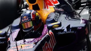 Red Bull: Spin cost Kvyat podium shot