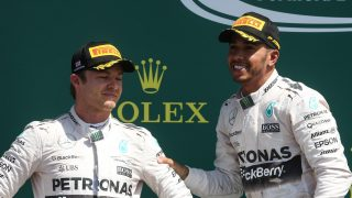 Rosberg thought Hamilton had made wrong pit call