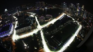 Tweaks made to Singapore track layout
