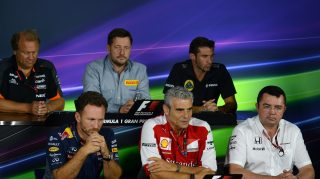 FIA Friday press conference - Italy