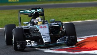FP1 - Mercedes looking mighty at Monza