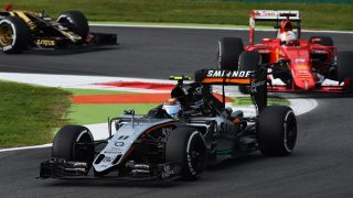 FP2 - Ferrari and Force India close the gap in Italy