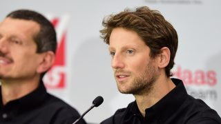 Haas announce Grosjean for 2016
