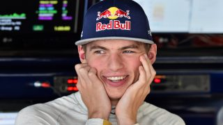 Road legal at last! Verstappen passes driving test on 18th birthday