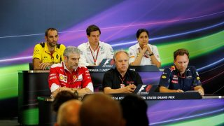FIA Friday press conference - United States