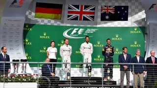FIA post-race press conference - United States