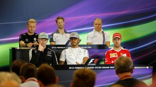 FIA Thursday press conference - United States
