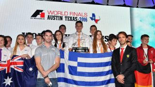 Greek team named champions at F1 in Schools World Finals