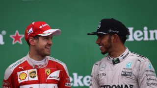 Hamilton: If I lose, I'll try to take it like a man