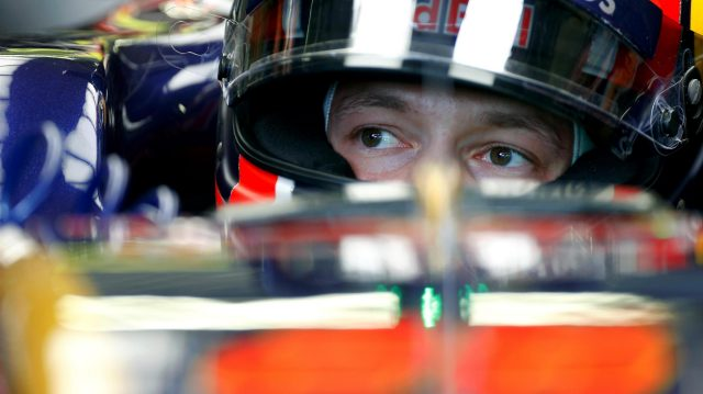 Daniil Kvyat (RUS) Scuderia Toro Rosso at Formula One World Championship, Rd9, Austrian Grand Prix, Practice, Spielberg, Austria, Friday 1 July 2016. &copy&#x3b; Sutton Images