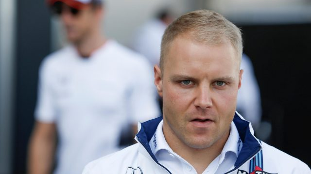 Valtteri Bottas (FIN) Williams at Formula One World Championship, Rd18, United States Grand Prix, Race, Circuit of the Americas, Austin, Texas, USA, Sunday 23 October 2016. &copy&#x3b; Sutton Images