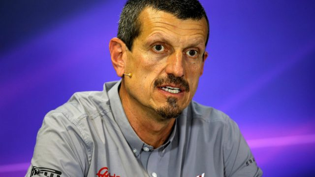 Guenther Steiner (ITA) Haas F1 Team Prinicipal in the Press Conference at Formula One World Championship, Rd20, Brazilian Grand Prix, Practice, Interlagos, Sao Paulo, Brazil, Friday 11 November 2016. &copy&#x3b; Sutton Images
