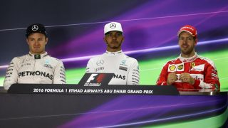 FIA post-race press conference - Abu Dhabi