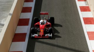FP3 - Ferrari and Red Bull move ahead at Yas Marina