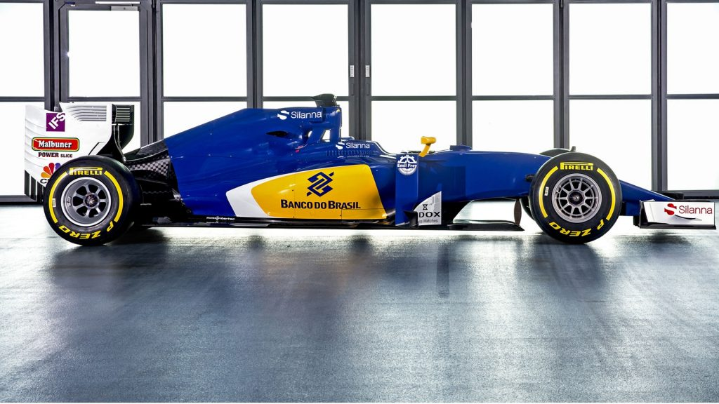 sauber unveil their 2016 car the c35 ferrari. Black Bedroom Furniture Sets. Home Design Ideas