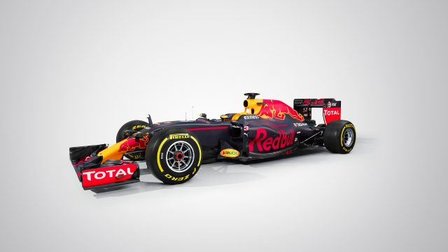 The Red Bull Racing-TAG Heuer RB12  &copy&#x3b; Red Bull Racing