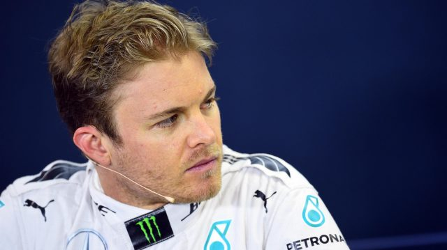 Nico Rosberg (GER) Mercedes AMG F1 during the Press Conference at Formula One World Championship, Rd1, Australian Grand Prix, Qualifying, Albert Park, Melbourne, Australia, Saturday 19 March 2016. &copy&#x3b; Sutton Motorsport Images