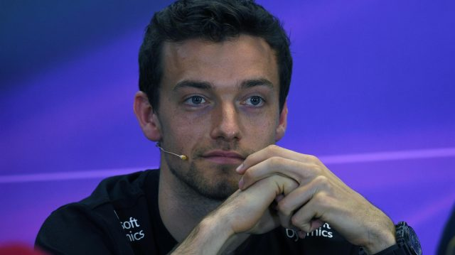 Jolyon Palmer (GBR) Renault Sport F1 Team in the Press Conference at Formula One World Championship, Rd1, Australian Grand Prix, Preparations, Albert Park, Melbourne, Australia, Thursday 17 March 2016. &copy&#x3b; Sutton Motorsport Images